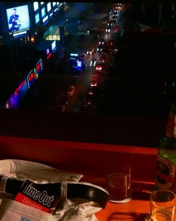 Maracaibo mit ottjörg a.c. in Beijing