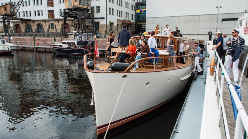 KRACHT bei Boatify Berlin
